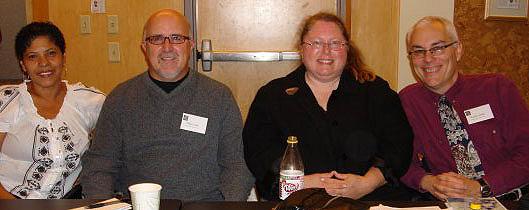 Nancy M. Resh, Willy Conley, Carol L. Robinson, Daniel-Raymond Nadon